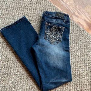 ZCO jeans like new- juniors